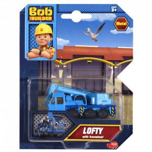 Camion Dickie Toys Bob Constructorul Action Team Lofty