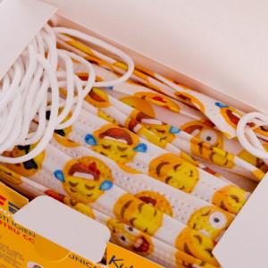 Masca de protectie pentru copii cu diverse desene