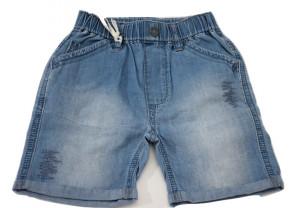 Pantalon Blue Jeans subțire și scurt, Ido