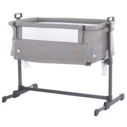 Patut Co-Sleeper Chipolino Close To Me graphite stars
