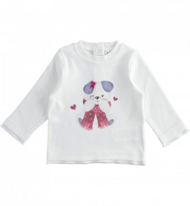 Sarafan cu bluziță, pentru fetiță bebeluș, iDO