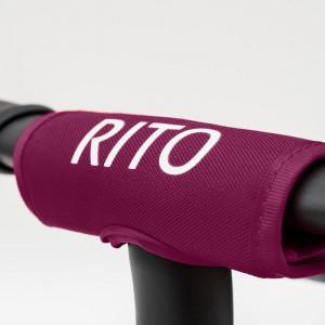 Tricicleta pliabila Qplay Rito+ Violet