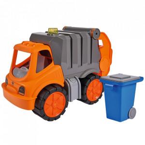 Masina de gunoi Big Power Worker Garbage Truck