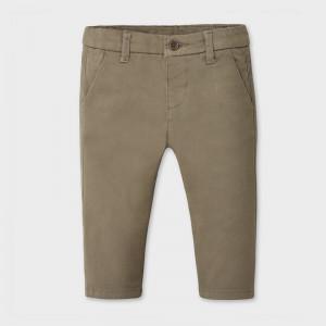 Pantalon lung din tercot pentru băiat, Mayoral