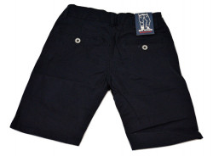 Pantaloni scurti, tercot, bleumarin