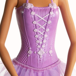 Papusa Barbie by Mattel Careers Balerina GJL60