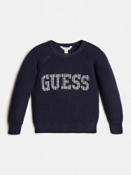 Pulover tricotat, Guess