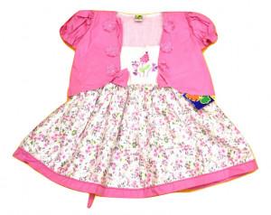 Rochiță de vară pentru fetițe cochete