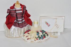 Rochita traditionala cu parpalac pentru botez