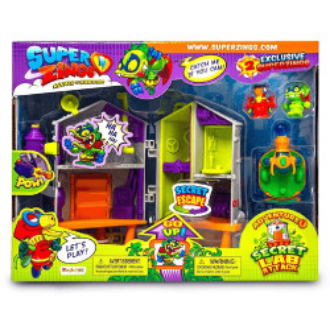 Set Magicbox Toys Super Zings Laboratorul secret