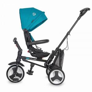 Tricicleta ultrapliabila Coccolle Spectra Turquoise Tide