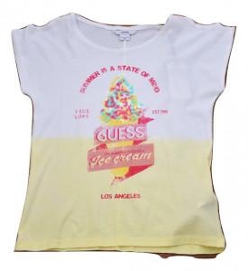 Tricou Guess, culori de vara
