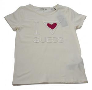 Tricou Guess ivoire