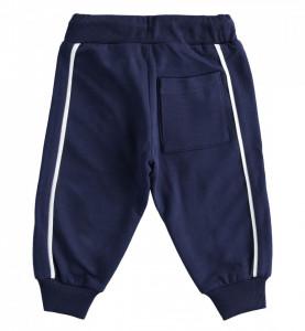 Pantalon bleumarin de trening baieți , Sarabanda