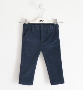 Pantalon pentru baieti bleumarin IDO