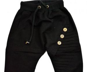 Pantaloni de trening baieti, cu tur
