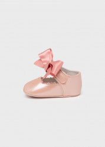 Pantofi cu fundiță pentru ceremonie, nou-născut fată, Mayoral