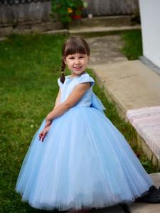 Rochie pentru fetiță Elsa