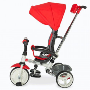 Tricicleta pliabila COCCOLLE Urbio rosu