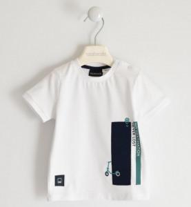 Tricou alb cu mânecă scurtă, Sarabanda