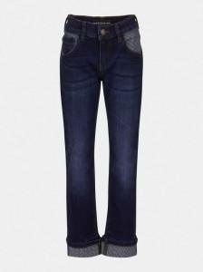 Blue Jeans cu buzunare în contrast, Guess