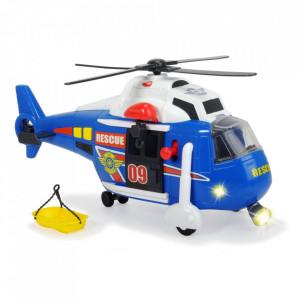 Jucarie Dickie Toys Elicopter Air Rescue cu sunete si lumini