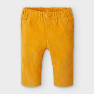Pantalon din raiat pentru bebe baiat nou nascut Mayoral