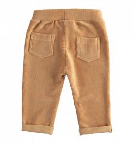 Pantalon reiat bebe băiat nou născut, IDO
