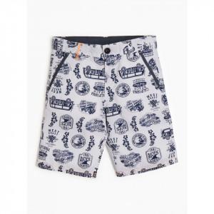 Pantalon scurt pentru băieți din bumbac, Guess