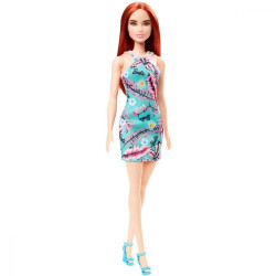 Papusa Barbie by Mattel Fashionistas Clasic GHT27