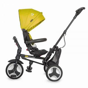 Tricicleta ultrapliabila Coccolle Spectra Air Sunflower Joy