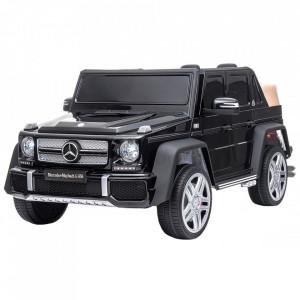 Masinuta electrica Chipolino SUV Mercedes Maybach G650 black