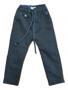 Pantalon dublat pentru baietei din tercot