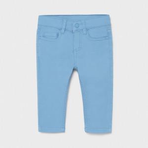 Pantaloni de baieti bleo Mayoral