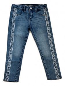 Blue Jeans brodați pentru fete, Guess