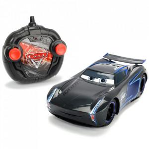 Masina Dickie Toys Cars 3 Turbo Racer Jackson Storm cu telecomanda