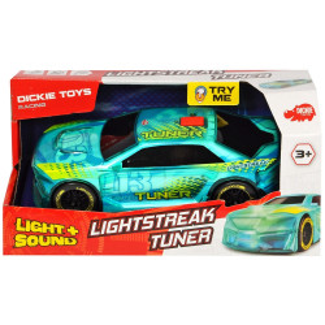 Masina Dickie Toys Lightstreak Tuner