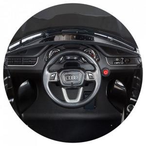 Masinuta electrica Chipolino SUV Audi Q7 red cu roti EVA
