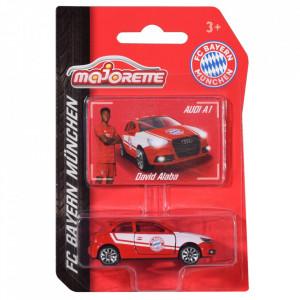 Masinuta Majorette FC Bayern Munchen Audi A1 Alaba 27