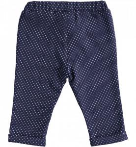 Pantalon bleumarin pipit
