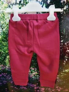 Pantalon de trening IDO mov pentru fetita