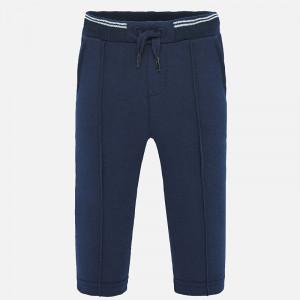 Pantalon lung din bumbac