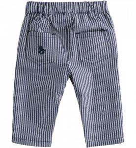 Pantaloni băieți în dungi, iDO.