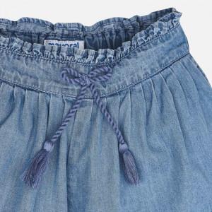 Pantaloni scurti denim fetita