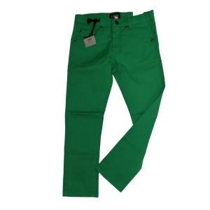 Pantaloni verzi de baieti IDO din tercot