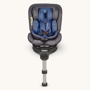 Scaun auto 0-36 kg rotativ Coccolle Astana Navy Blue