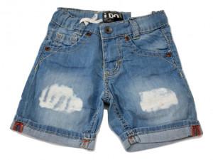 Blue Jeans rupți, Ido