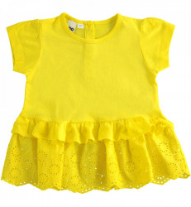 Buziță galbenă pentru fetițe, iDO
