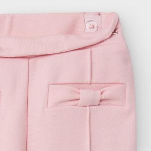 Colant de fetita roz cu fundite Mayoral