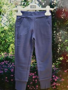 Pantaloni de trening pentru fete IDO bleomarin